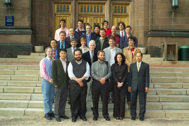 Speakers at the WLJ30 symposium.