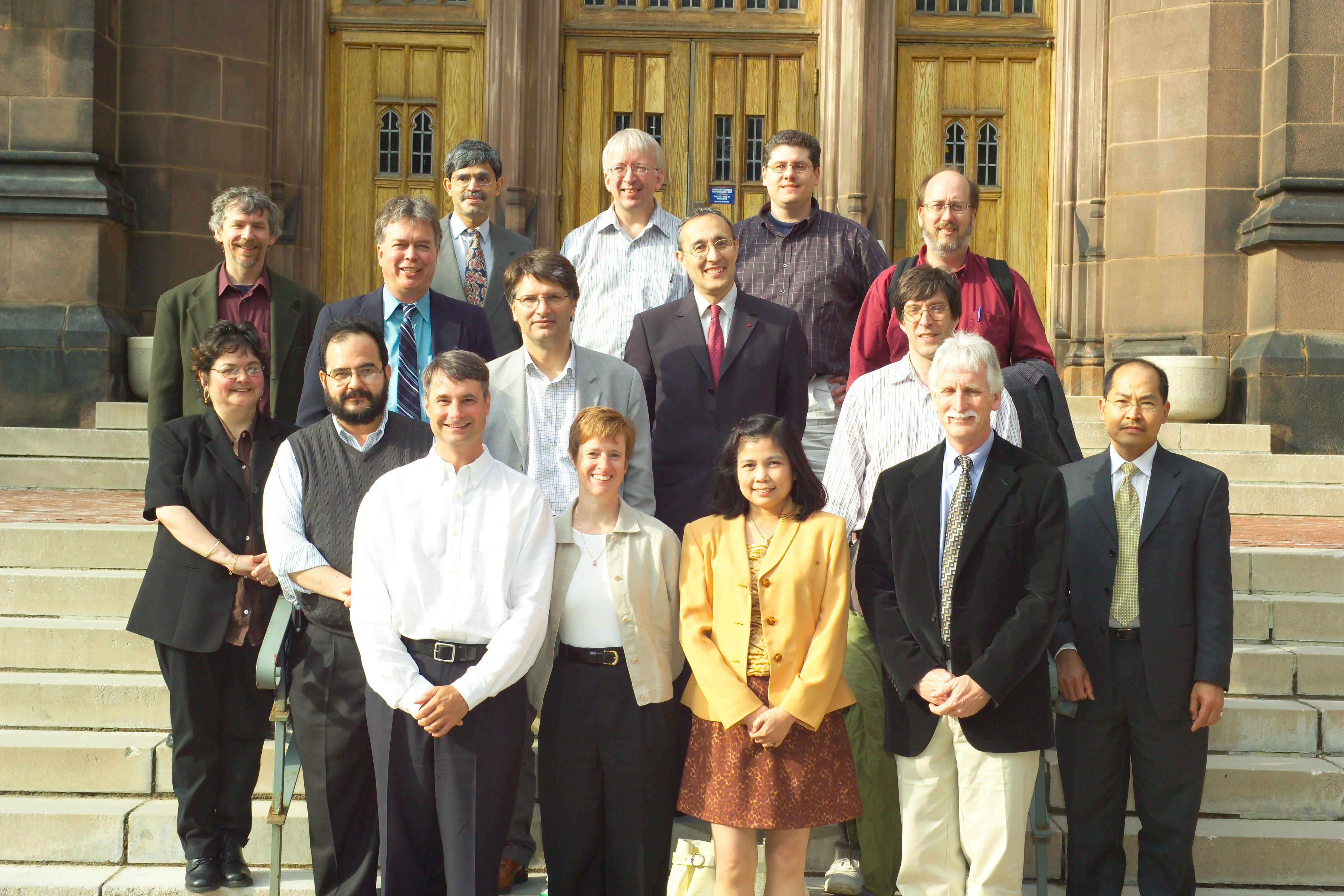 Jorgensen Alumni from Purdue University.