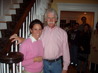 Highlight for Album: Dinner at Bill and Erin's - Oct 2003
